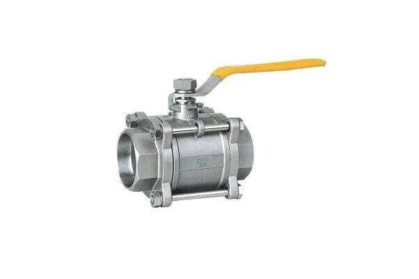 A182 F316L Full Bore Floating Ball Valve DN25 Class800
